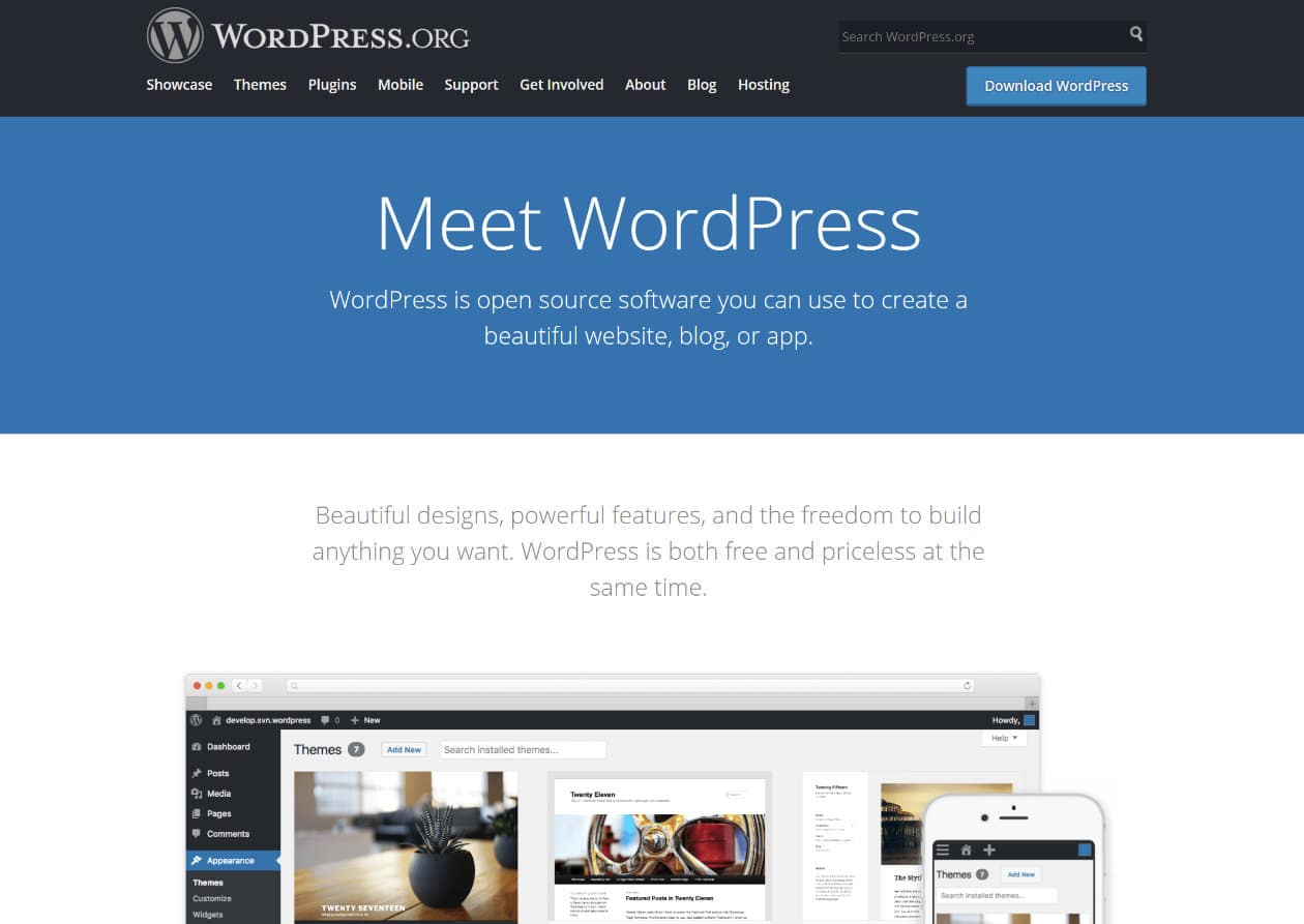 Wordpress : WordPress, le meilleur site au monde ?